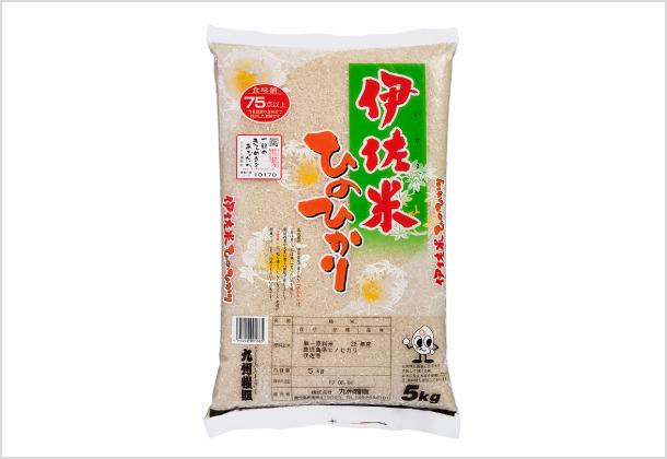 伊佐ひのひかり5kg(鹿児島ヒノヒカリ100%)