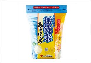 無洗米・あきほなみ2kgスタンドパック(鹿児島あきほなみ100%)